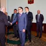 МСХ и посол Кубы